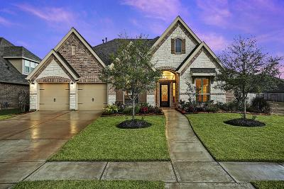 Friendswood Single Family Home For Sale: 1513 Royal Field Lane