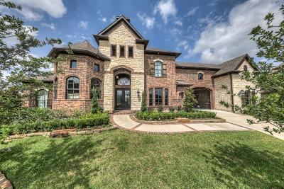 Friendswood Single Family Home For Sale: 2319 Rymers Switch Circle