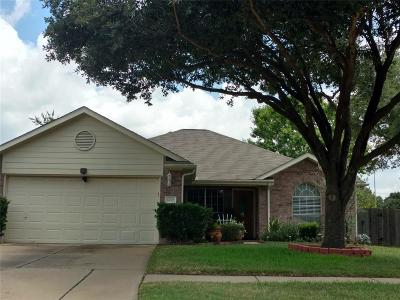 Galveston County, Harris County Single Family Home For Sale: 17002 Glenledi Drive