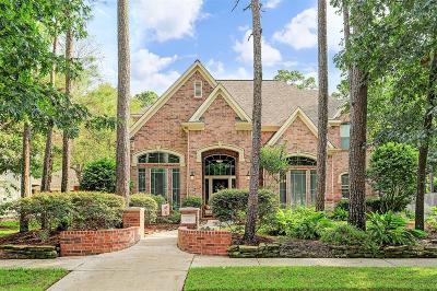 Kingwood Single Family Home For Sale: 2815 Mountain Green Trail