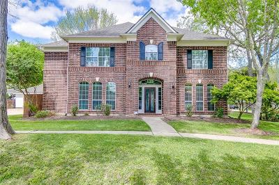 Missouri City Single Family Home For Sale: 9411 S Fitzgerald Way