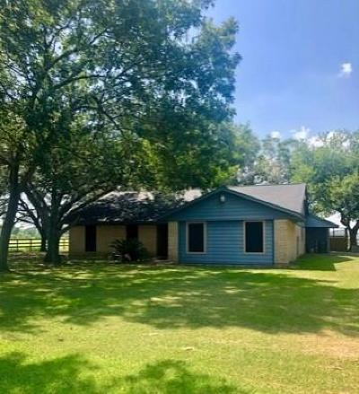 Alvin Single Family Home For Sale: 1901 County Road 152