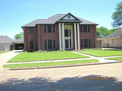 Houston Single Family Home For Sale: 10202 Jockey Club Drive