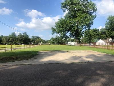 Conroe Residential Lots & Land For Sale: 6311 Old Highway 105 W W