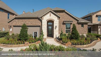 Rosenberg Single Family Home For Sale: 5719 Metaphor Way