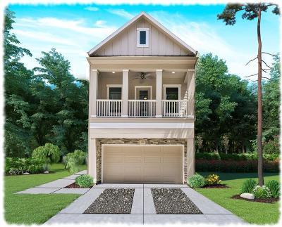 Single Family Home For Sale: 2524 Lamar Street
