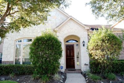 Pearland Rental For Rent: 12316 Bend Creek Lane