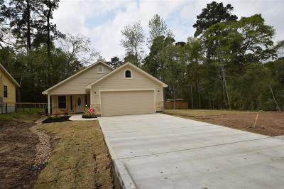 Montgomery Single Family Home For Sale: 805 Crystal River