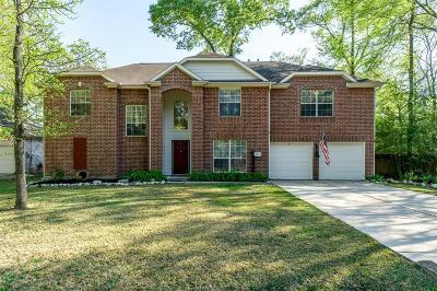 Magnolia Single Family Home For Sale: 6715 Grant Drive