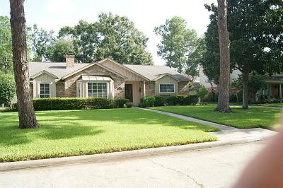 Houston Single Family Home For Sale: 13926 Queensbury Lane