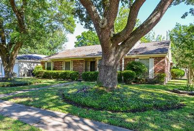 Houston Single Family Home For Sale: 8518 Stroud Drive