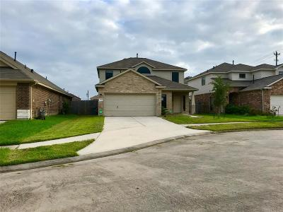 Houston Single Family Home For Sale: 13206 Chanel Drive