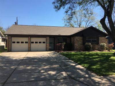 Galveston County, Harris County Single Family Home For Sale: 1709 Deer Avenue