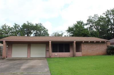 Lake Jackson Single Family Home For Sale: 509 Wisteria Street