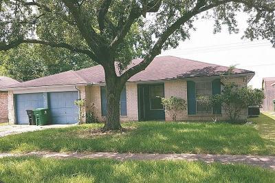 Missouri City Single Family Home For Sale: 7114 Bahia Lane