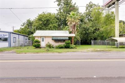 Tomball Single Family Home For Sale: 202 E Main Street
