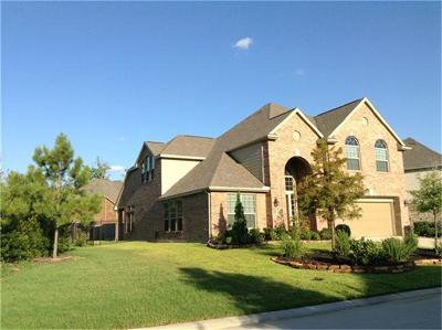 The Woodlands Single Family Home For Sale: 3 Red Wagon Drive
