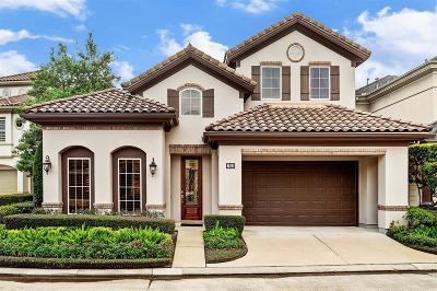 Houston Single Family Home For Sale: 2803 Tudor Manor