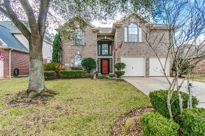 La Porte Single Family Home For Sale: 405 Spencer Landing W