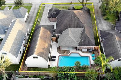 League City Single Family Home For Sale: 2310 Greenthread