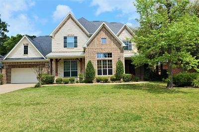 The Woodlands Single Family Home For Sale: 6 N Bantam Woods Circle