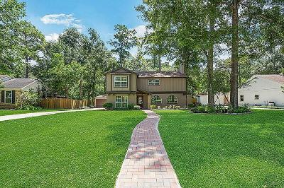 Spring Single Family Home For Sale: 24214 Creekview Drive
