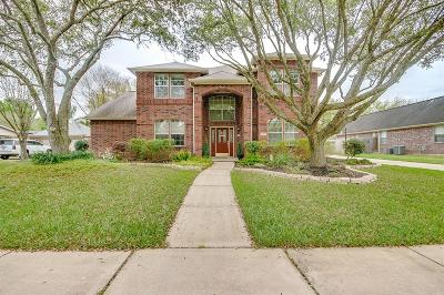 Friendswood Single Family Home For Sale: 1707 Brill Drive
