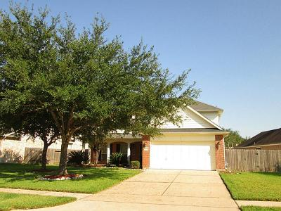 Katy Single Family Home For Sale: 26635 Summerbend Hollow Lane