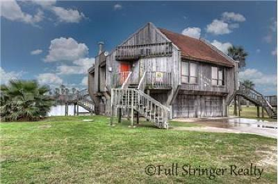Matagorda Single Family Home For Sale: 54 Private Road 640