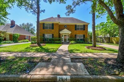 Missouri City Single Family Home For Sale: 2914 Rimrock Drive