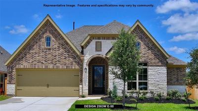 Kingwood Single Family Home For Sale: 5814 Banfield Canyon Lane