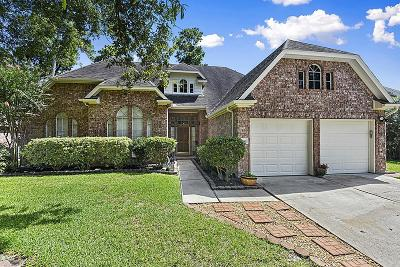 Humble Single Family Home For Sale: 7806 Devlin Drive