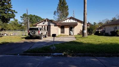 Houston Single Family Home For Sale: 11050 Dalebrook Drive