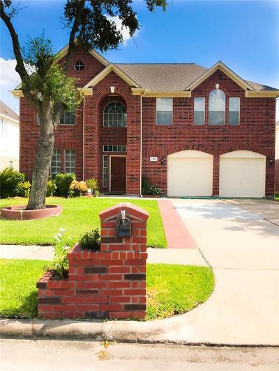 Sugar Land Single Family Home For Sale: 15211 Park Glen Drive