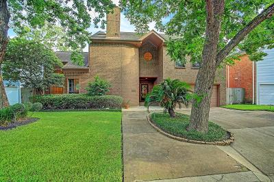 West University Place Single Family Home For Sale: 3611 Corondo Court