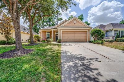 Humble Single Family Home For Sale: 12318 Sunlight Peak Lane