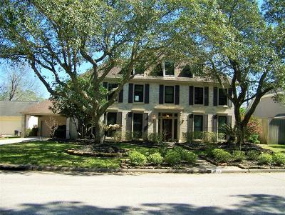 Kingwood Single Family Home For Sale: 3114 Willow Terrace Drive