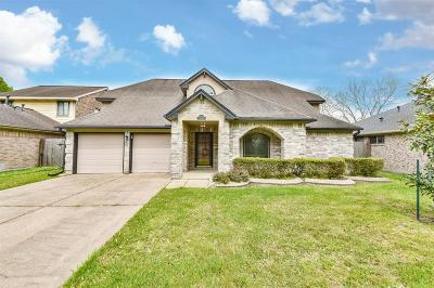 Galveston County, Harris County Single Family Home For Sale: 10903 Idlewood Court