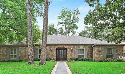 Houston Single Family Home For Sale: 12419 Broken Arrow Street