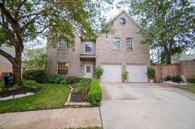 Katy Single Family Home For Sale: 20915 Park Ridge Court
