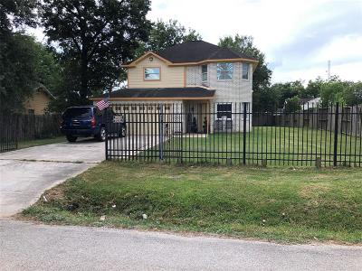 Single Family Home For Sale: 3131 Chaffin Street