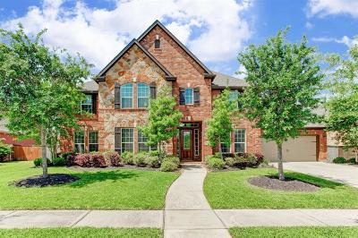 Humble Single Family Home For Sale: 14015 Windwood Falls Lane