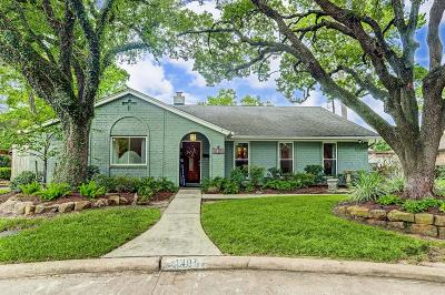 Houston Single Family Home For Sale: 4907 Clift Haven Drive