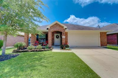 Tomball Single Family Home For Sale: 12243 Lavon Drive