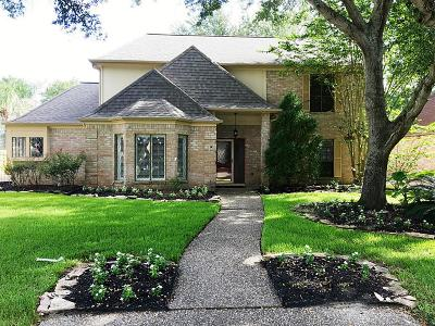 Katy Single Family Home For Sale: 22106 Wickfield Drive
