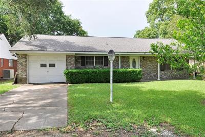 Rosenberg Single Family Home For Sale: 701 Reinhard Street