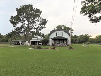 Crosby Single Family Home For Sale: 14815 Lone Oak Street