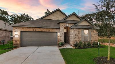 Conroe Single Family Home For Sale: 2103 Parnevik Place