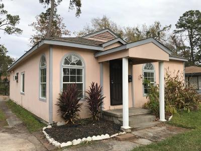 Houston Single Family Home For Sale: 3841 Rosedale Street