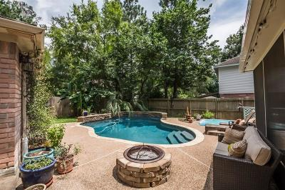 The Woodlands Single Family Home For Sale: 58 Fire Flicker Place